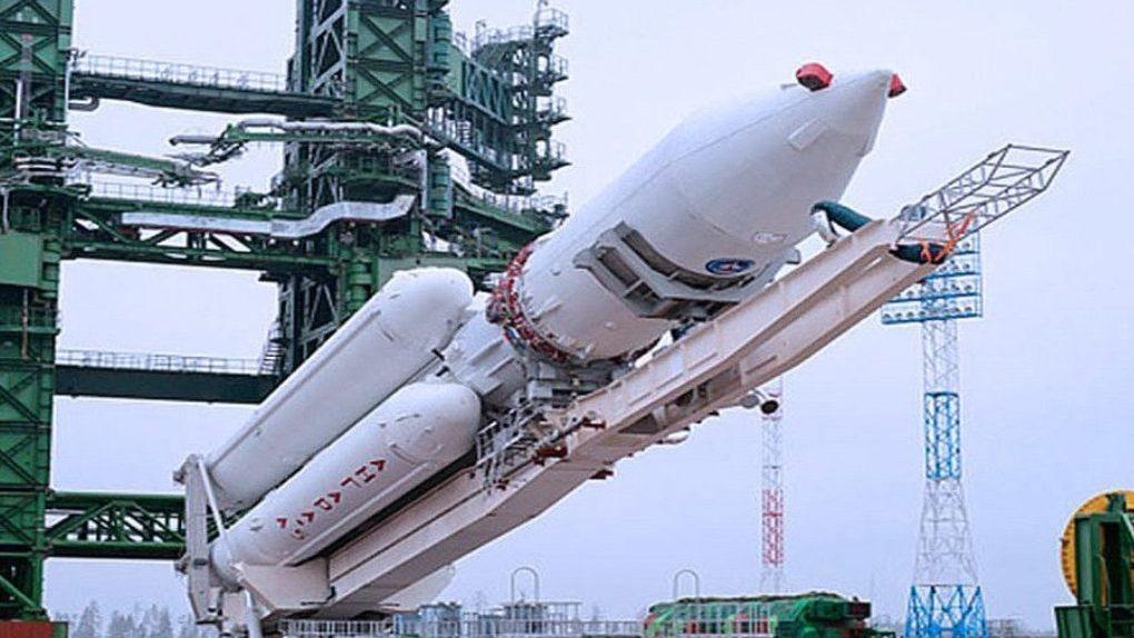 Омский «Полет» отправляет в Москву детали для ракеты «Ангара-А5»