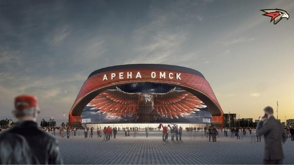 «Арена Омск» появится, несмотря на решение WADA