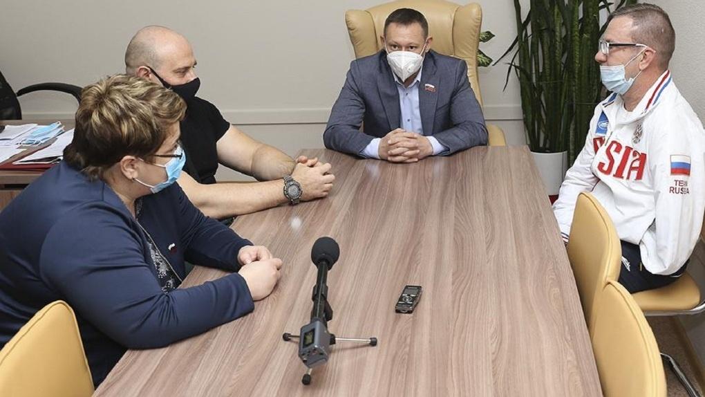 В Новосибирской области люди с ограниченными возможностями здоровья будут сдавать нормы ГТО