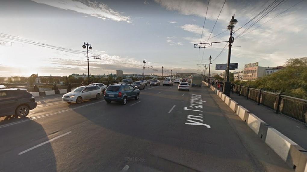 Асфальт на Комсомольском мосту будет ремонтировать фирма — участница картельного сговора