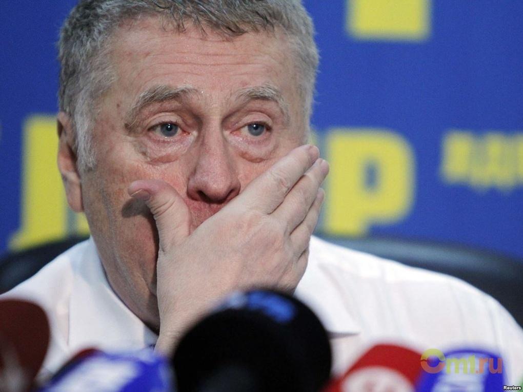«Главное — показали пример!» Жириновский попытался сдать нормы ГТО, но не получилось