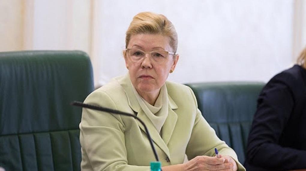 Омского сенатора Мизулину убрали с должности заместителя председателя комитета Совета Федерации