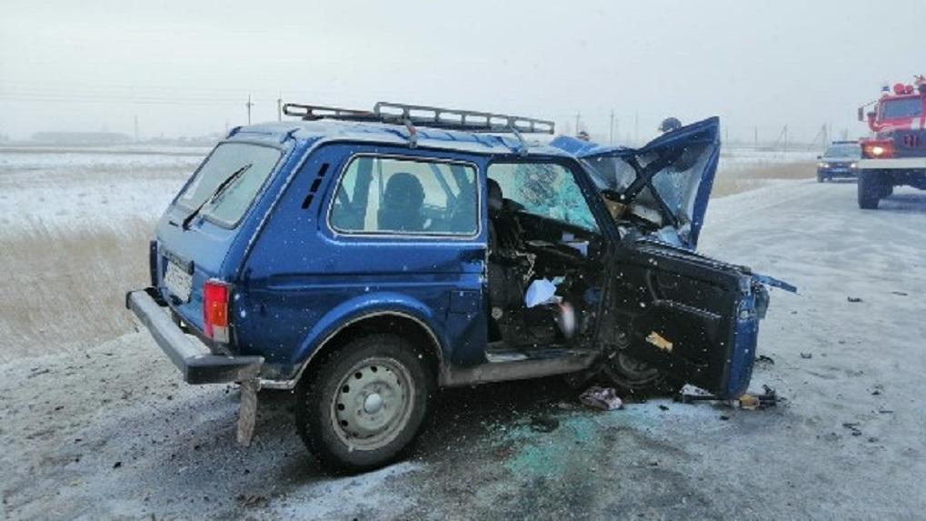Двое погибли, один пострадал: страшное ДТП произошло в Новосибирской области