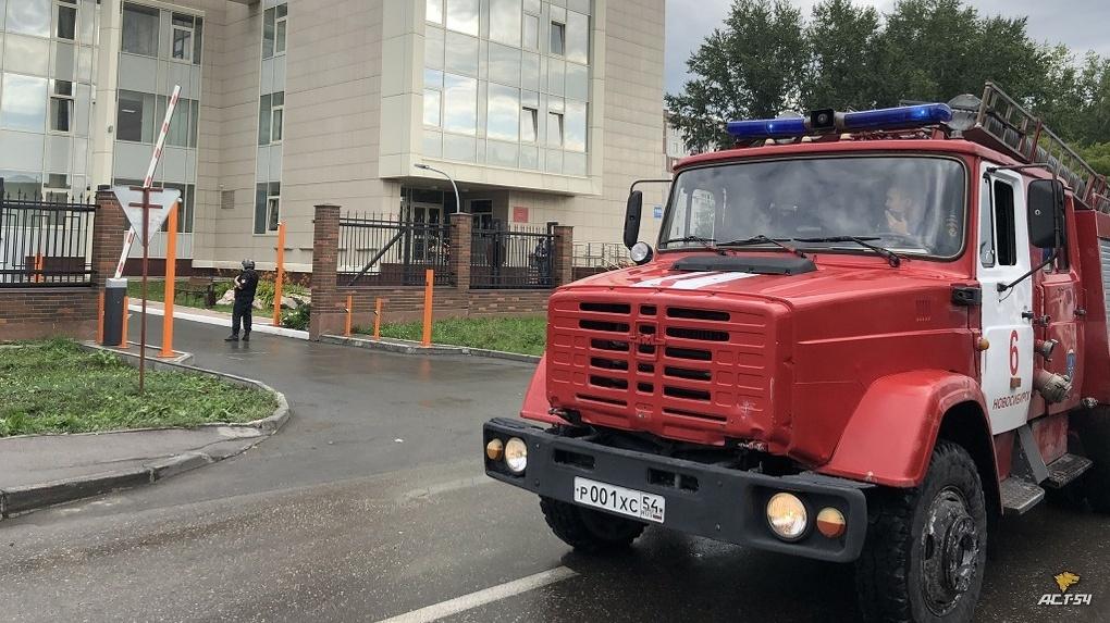 Новосибирская антитеррористическая комиссия проверяет информацию о минировании судов