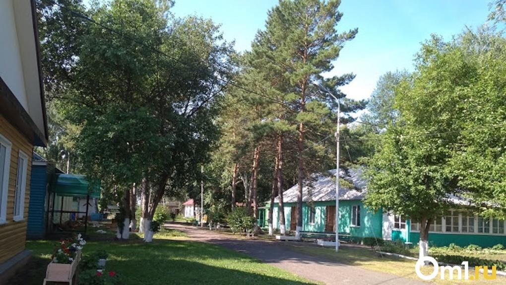 Стало известно, когда в Омске откроются детские загородные лагеря
