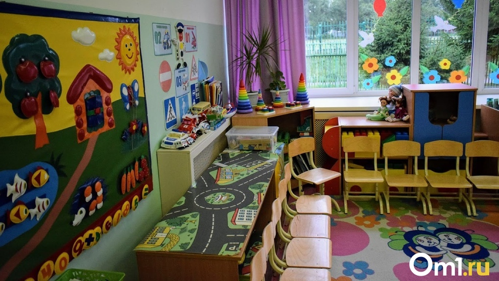 В омских детских садах открывают дополнительные ясельные группы (Список)