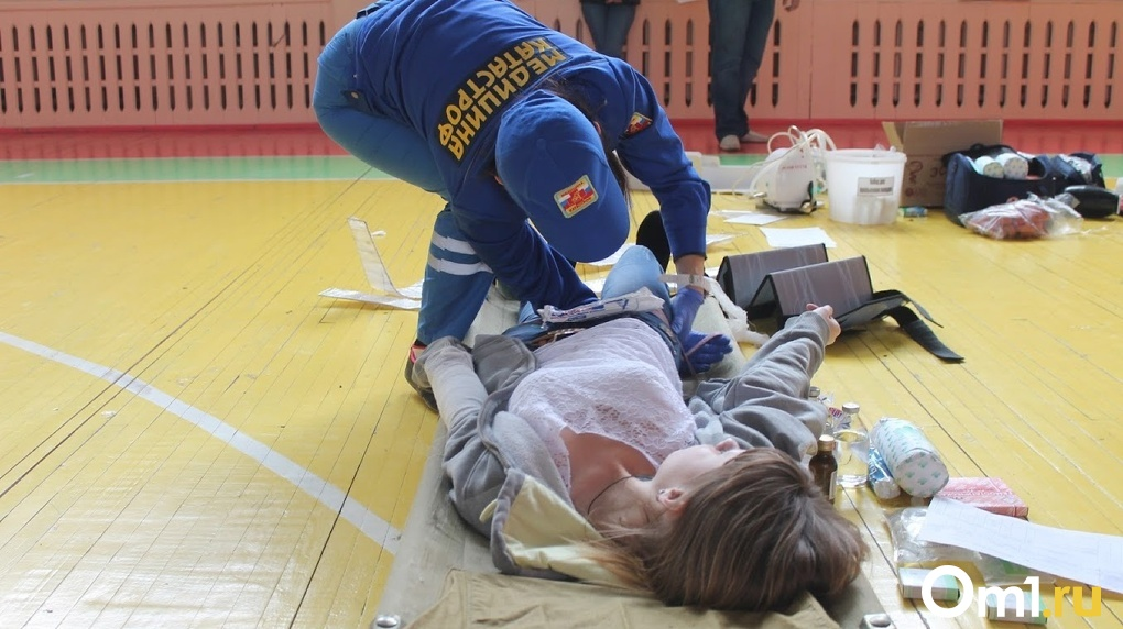 Омским медикам запретили делать искусственное дыхание из-за риска заразиться коронавирусом