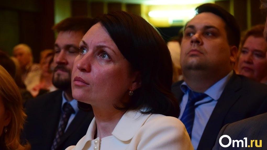 Оксана Фадина назвала своё главное достижение на посту мэра Омска
