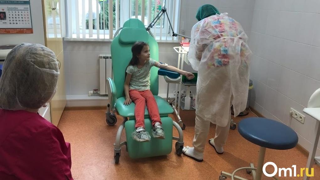 В Омске детскую больницу отдают под «ковидных» больных