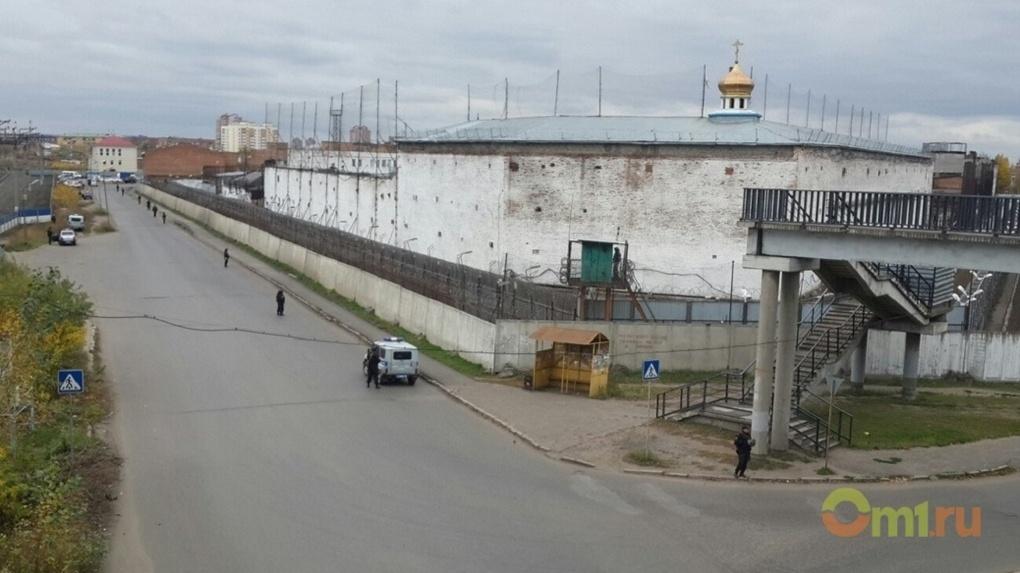 На телеканале «Россия 24» показали, что происходило во время бунта в омской колонии