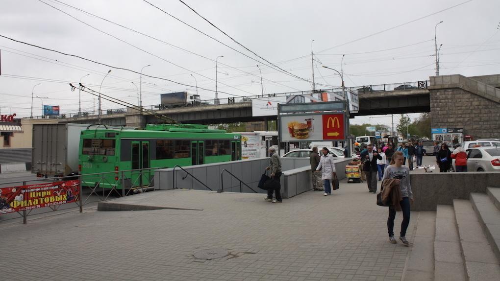 В Новосибирске перекроют улицу Большевистскую
