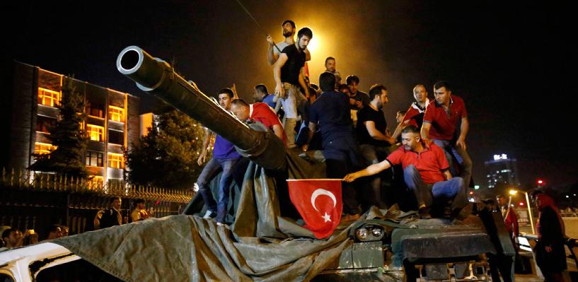 После теракта в ночном клубе власти Турции продлили режим чрезвычайного положения