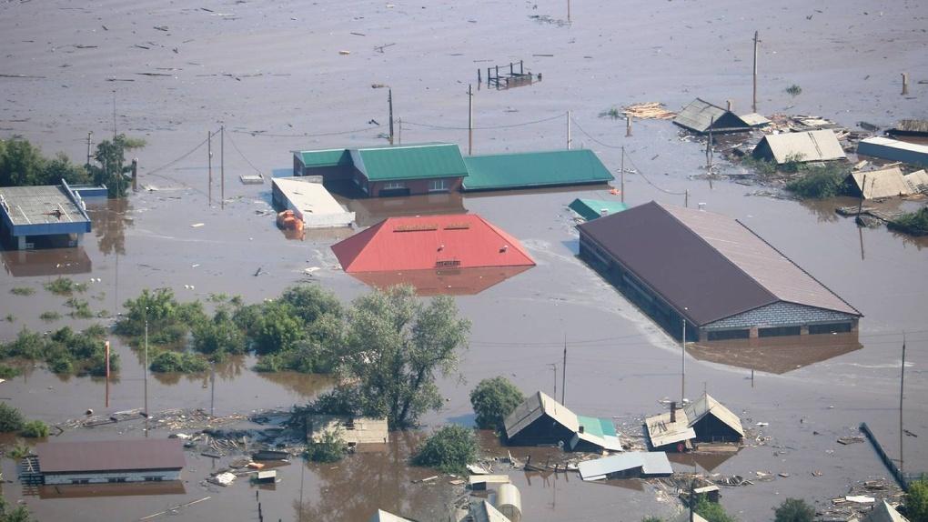 Шести садоводческим обществам Новосибирска грозит затопление паводковыми водами