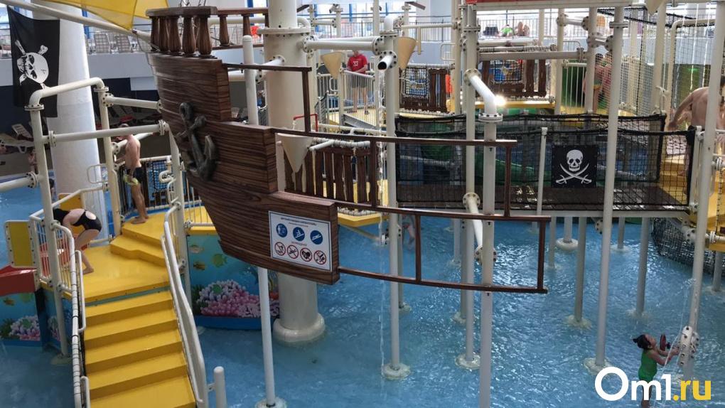 Суд отдал новосибирский аквапарк в аренду владельцу «китовой тюрьмы»