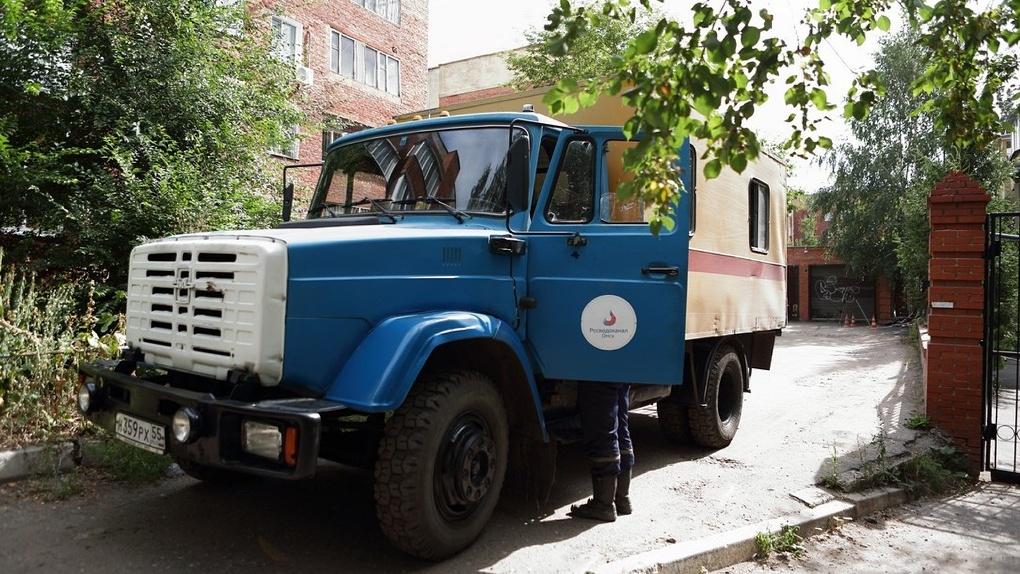 «Росводоканал Омск» возобновил ремонтные работы на сетях