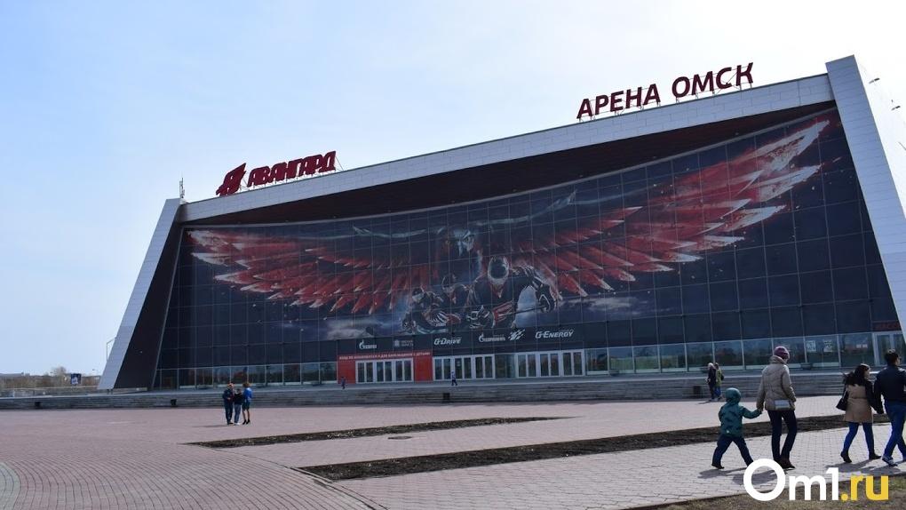 Крылов назвал дату возвращения «Авангарда» в Омск