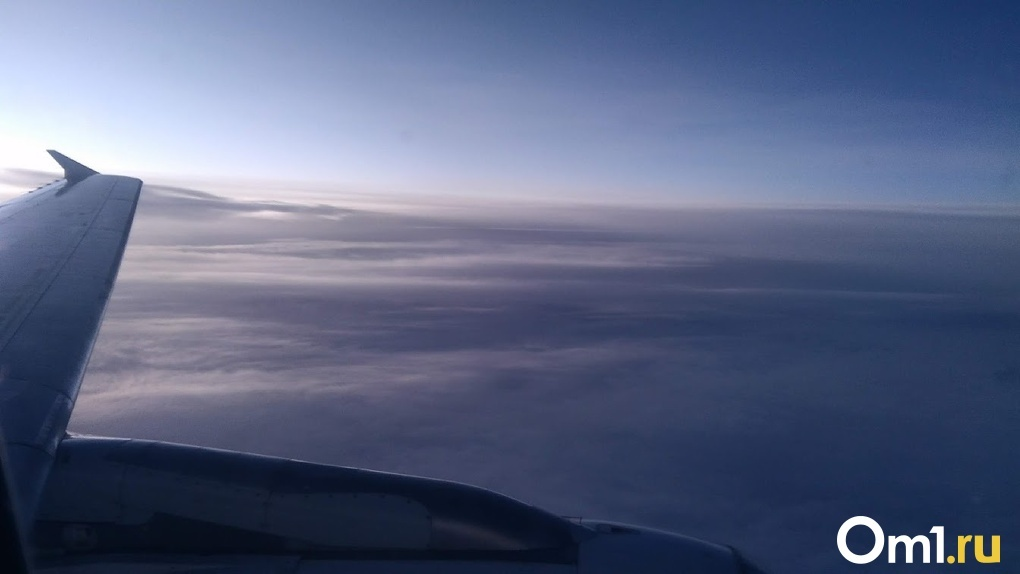 С разрешения Росавиации из Омска открывают новые авиарейсы