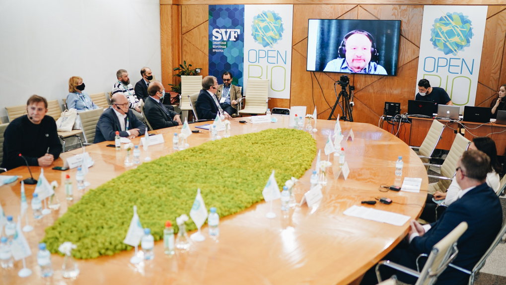 Тарелку будущего покажут новосибирцам на научном форуме