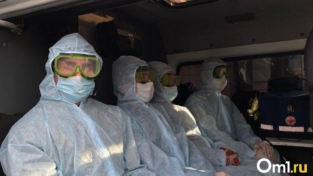 Ещё 234 случая заражения и восемь смертей. Минздрав опубликовал данные по коронавирусу в Омске