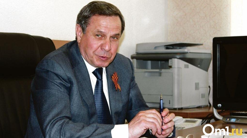 Экс-губернатор Новосибирской области Владимир Городецкий заразился коронавирусом