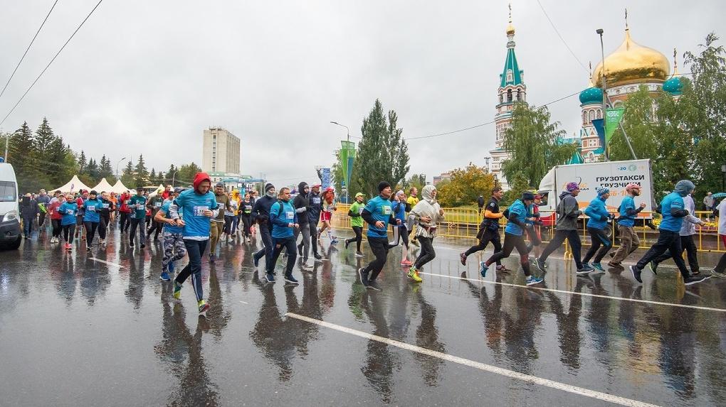 «Ростелеком» в Омске обеспечил связью Сибирский международный марафон
