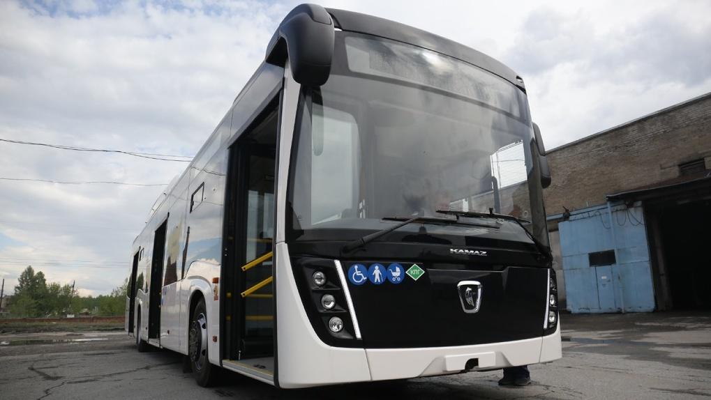 В Новосибирске появятся 55 новых автобусов