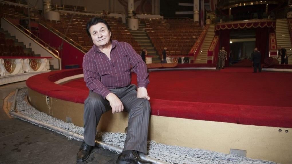 Известный дрессировщик тигров Михаил Багдасаров умер от коронавируса