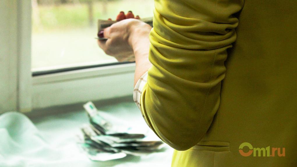 В Омске почтовый оператор украла 400 000 рублей и пошла под суд