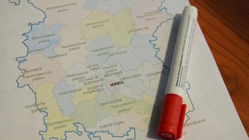 Омский врач рассказал, почему в Знаменском районе нет ни одного коронавирусного