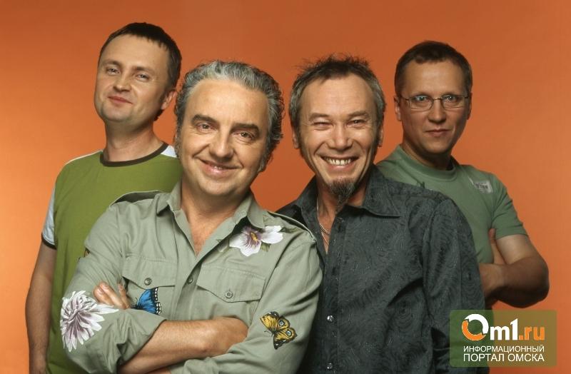 7 мая в Омске бесплатно выступит группа «Чайф»