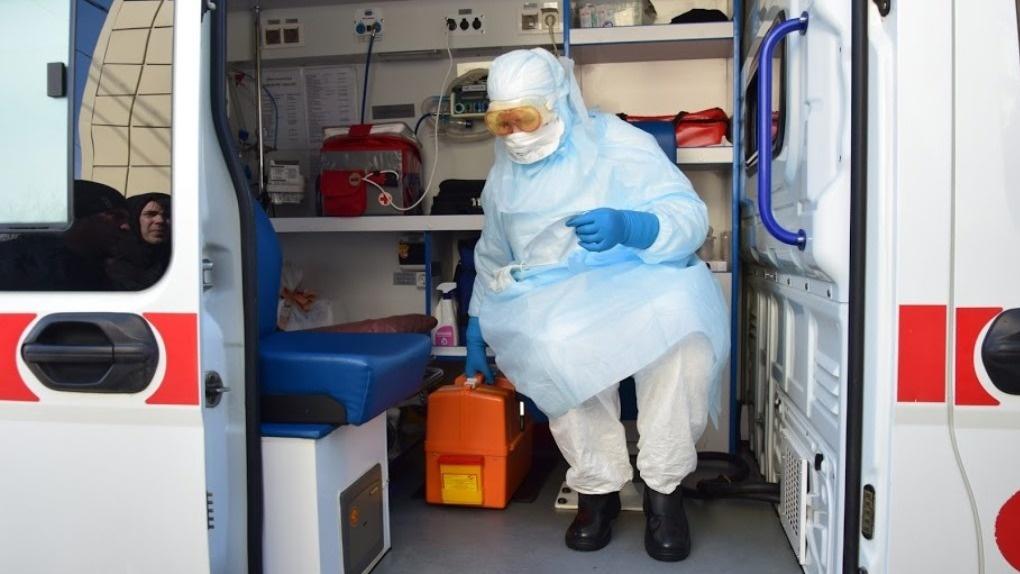 Омск вышел в лидеры страны по числу зараженных коронавирусом за сутки