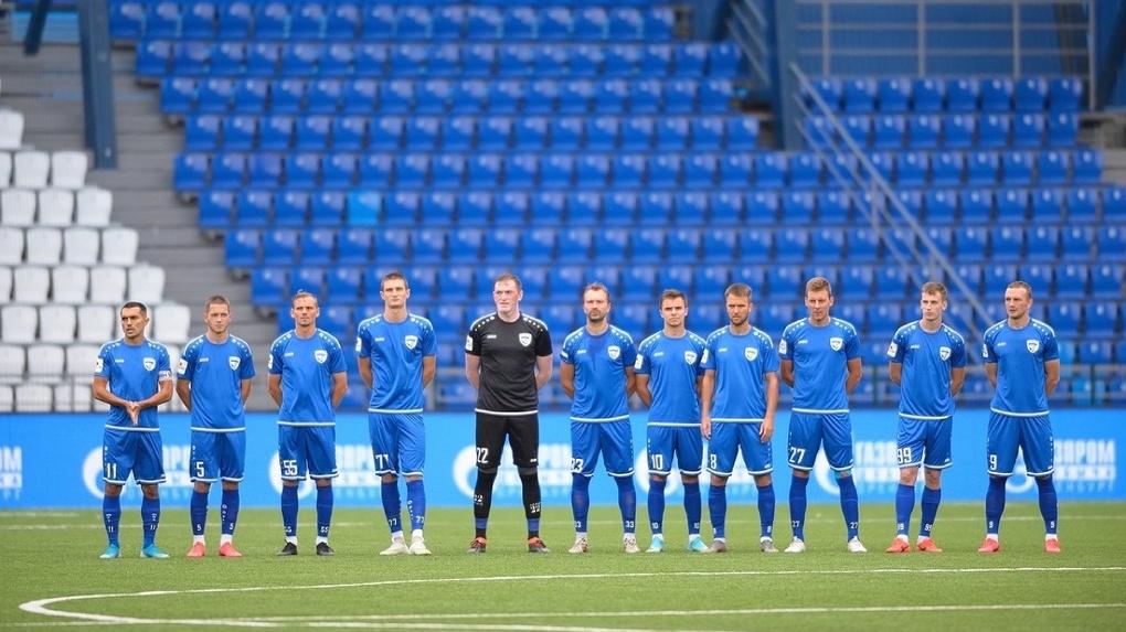 Без зрителей: дистанционный домашний матч проведёт новосибирский футбольный клуб