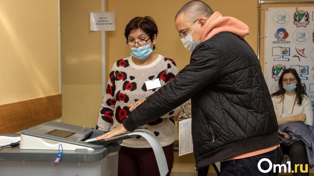 Стали известны предварительные итоги выборов в Госдуму в Новосибирской области