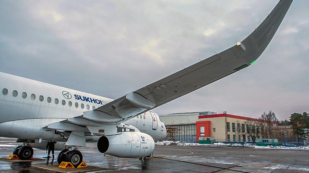 Холдинг «Сухой» вложит два миллиарда рублей в реконструкцию новосибирского авиационного завода