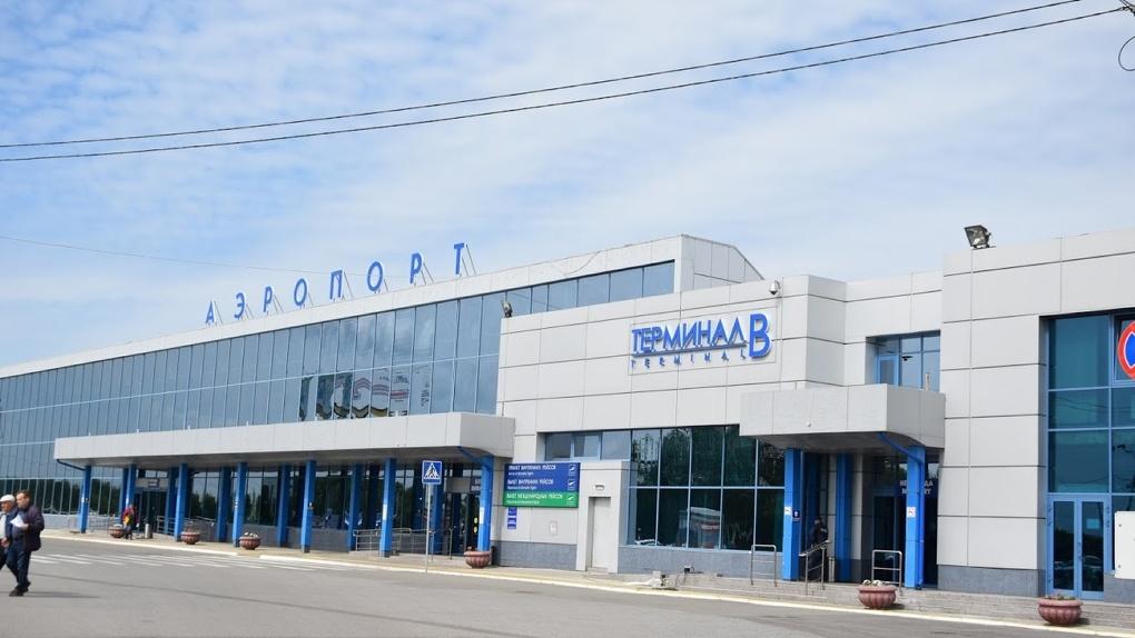В омском аэропорту открылась фотовыставка с кадрами Куршской косы и Ключевской Сопки