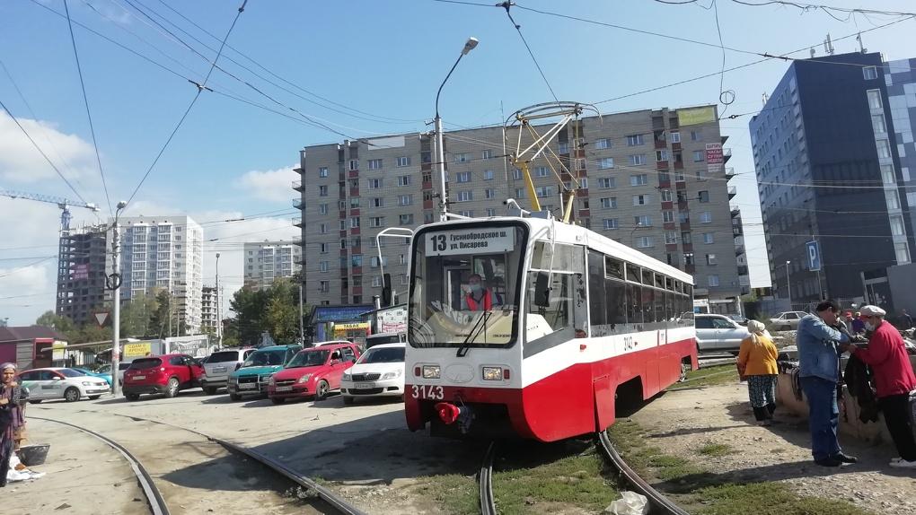 Пять новых трамвайных линий появятся в Новосибирске
