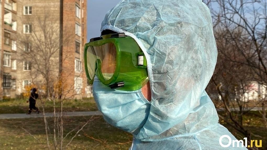 Вторая вспышка за неделю. В одном из районов Омской области выявили сразу 25 заражённых COVID-19