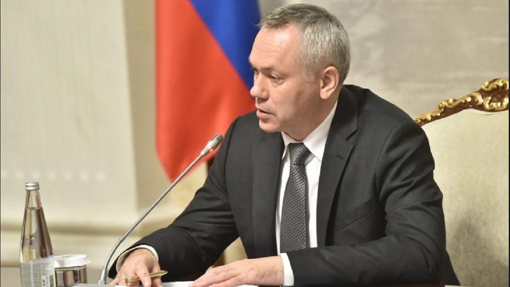 Напряжённая ситуация: губернатор Новосибирской области оценил вторую волну коронавируса