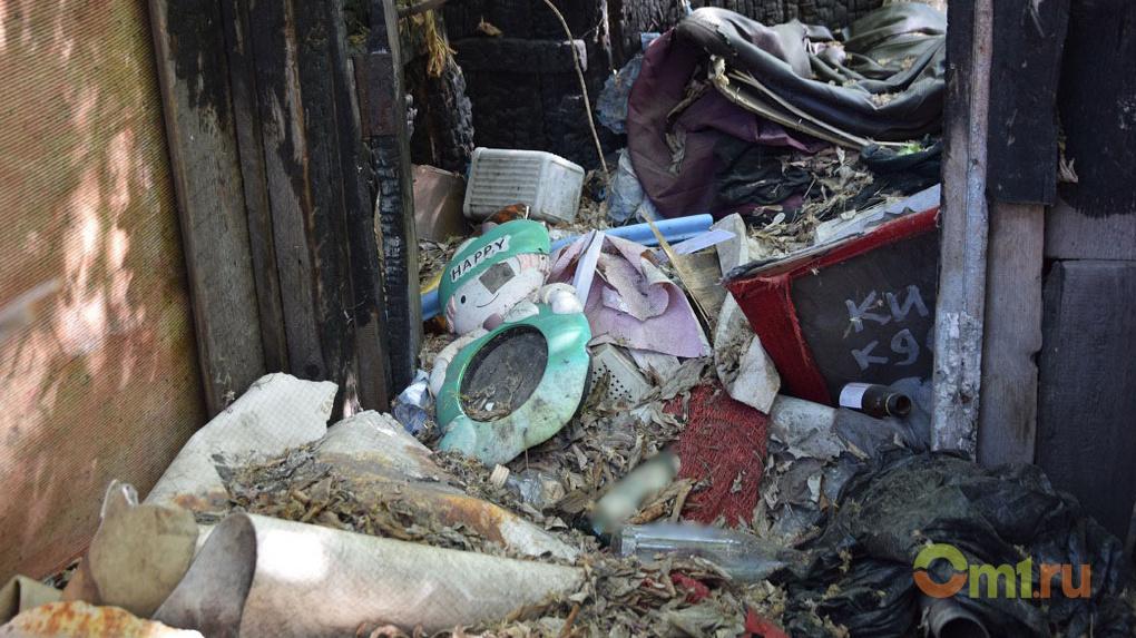 Мусорный коллапс: один из крупнейших перевозчиков прекратил вывоз отходов в Омске