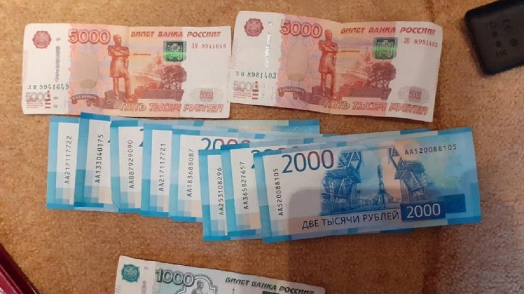 Новосибирские фальшивомонетчики закупали поддельные деньги в интернете и перепродавали