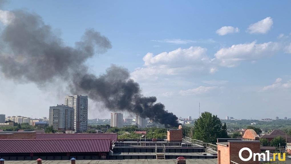 Омские предприятия обязали уменьшать вредные выбросы в период НМУ на 15–60%