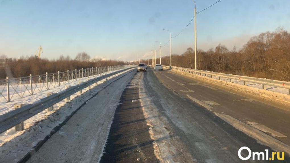 Прокуратура признала, что в Омске недостаточно хорошо чистят дороги