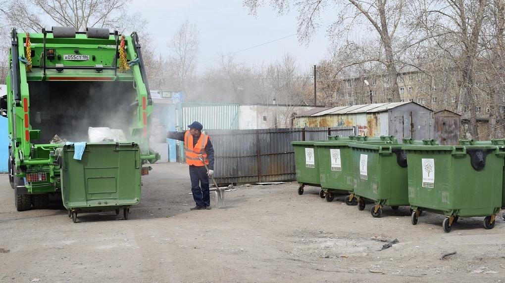 Регоператор по вывозу мусора организовал работу ощественной приемной