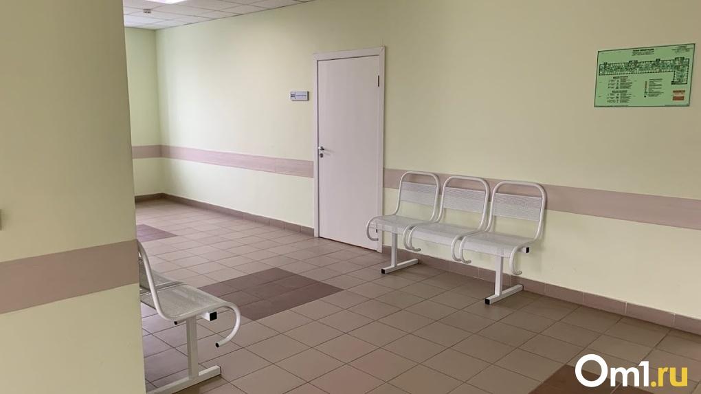 Омский минздрав: все положенные выплаты медики из ГДКБ№3 получают