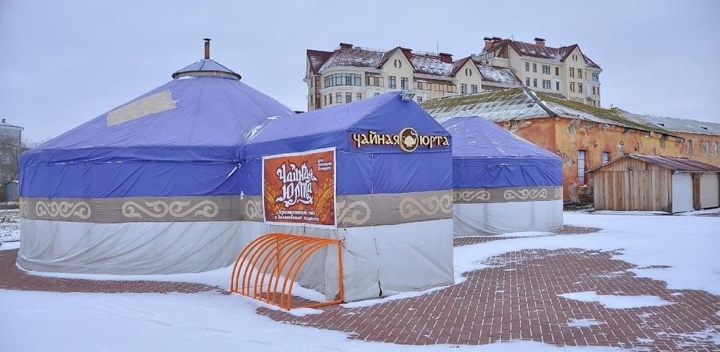 Из-за реконструкции Омской крепости закрывается кафе «Чайная юрта»