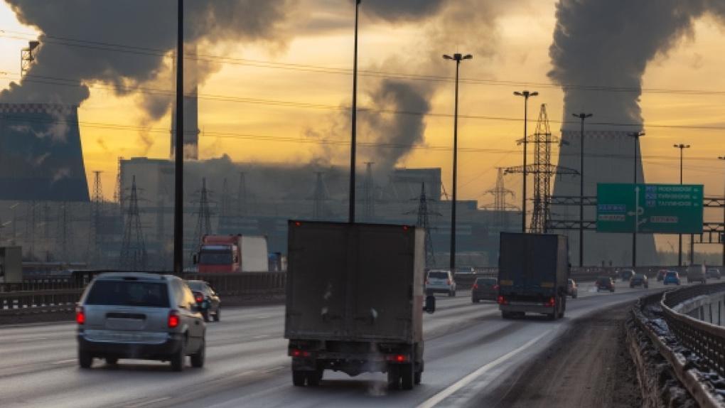За год омичи жаловались на загрязнение воздуха 700 раз