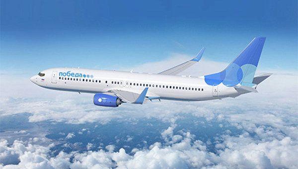 Омичи будут летать в Анапу и в Сочи на лоукостере «Победа»