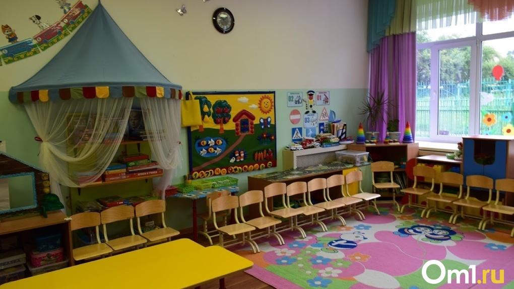 В Омске из-за болезни поваров полностью закрыли детский сад