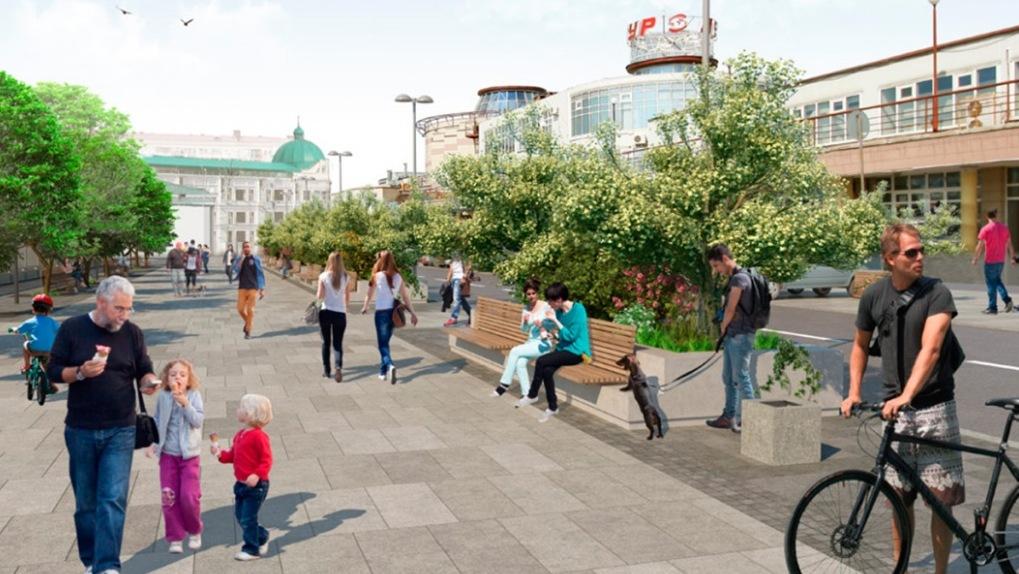 «ИТ-банк» продает участок в самом центре Омска