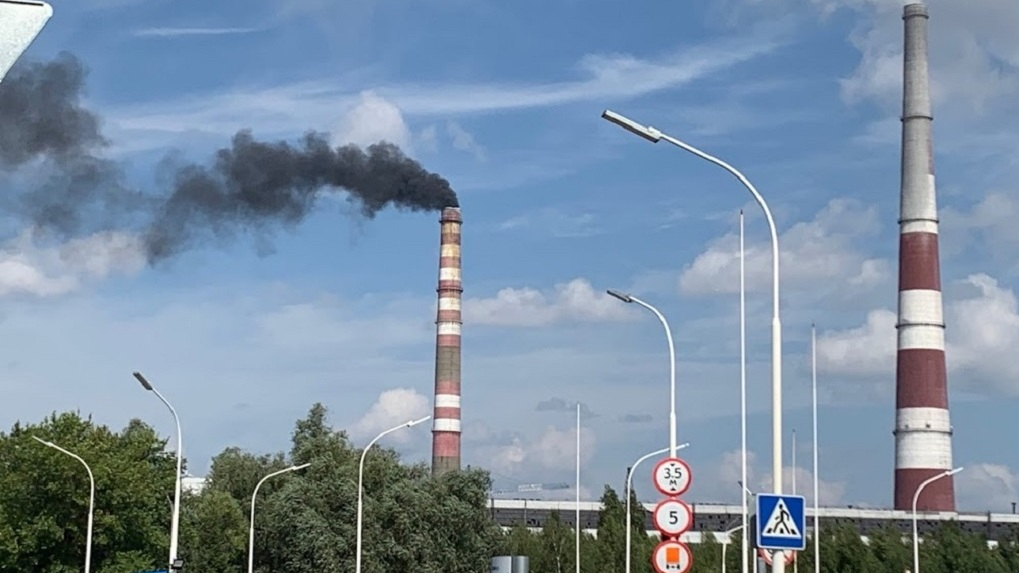 В Омской области вновь нашли нарушителей закона по выбросам в воздух
